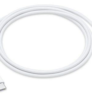 This 1-meter charge cable — with USB-C connectors on both ends — is ideal for charging, syncing, and transferring data between USB-C devices. Pair the USB-C Charge Cable with a compatible USB-C power adapter to conveniently charge your devices from a wall outlet and take advantage of fast-charging capabilities. USB-C Power Adapters sold separately. 11-inch iPad Pro (1st and 2nd generation), 12.9-inch iPad Pro (3rd, 4th, and 5th generations), iPad Air (4th generation), and iPad mini (6th generation) with the 20W USB-C Power Adapter